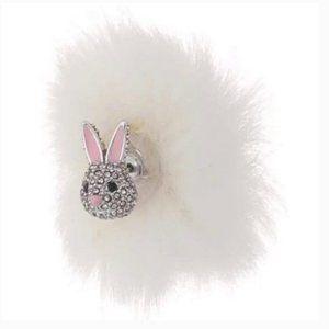 kate spade Make Magic Bunny Stud Earrings nwot